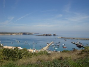 Algarve port Sagres